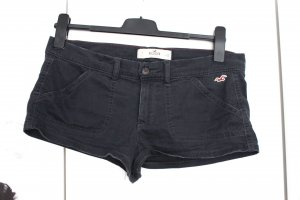 Hollister Shorts Stoff Navy Blau W 30