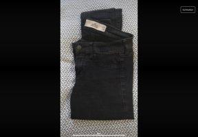 Hollister Skinny Jeans Schwarz 26