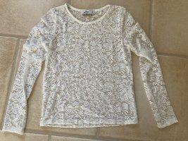 Hollister Spitzen Shirt Langarm transparent M 38 tolle Paketpreise einfach anfragen Hollister Spitzen Shirt M Achselbreite ca. 44 cm Länge ca. 56 cm