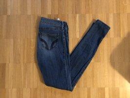 Hollister Super Skinny Jeans Leggins W24 Gr0