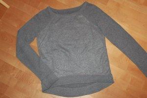 Hollister Sweatshirt Gr. XS silber