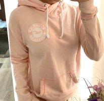hollister sweatshirt pink rosa hoodie logo sweater pullover soft weich