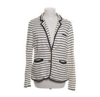 Holly & Whyte Shirt Jacket white-dark blue