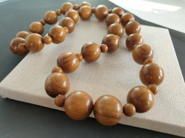 Boutique Ware Statement Necklace brown-light brown