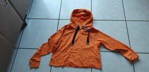 Tally Weijl Shirt met capuchon oranje