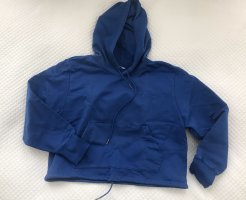 Daily Paper Hooded Sweater blue-neon blue