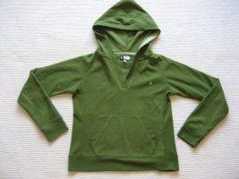 active Sweatshirt met capuchon groen