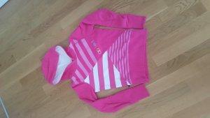 Hoodie in pink