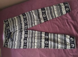 H&M Thermal Trousers multicolored