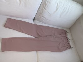 Zara Basic Baggy Pants pink