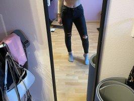 Blue Rags Jeans skinny noir