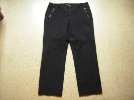 Ralph Lauren 7/8 Length Trousers black cotton