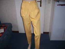 Linen Pants neon yellow
