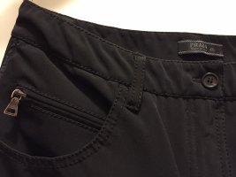 Prada Pantalón de cinco bolsillos negro