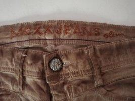 Hose braun MEXX 27/33 Waschung