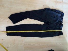 Marc Cain Pantalon taille basse noir