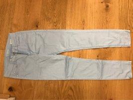G&G Pantalon taille basse bleu clair