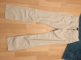 KIABI Pantalon en lin beige