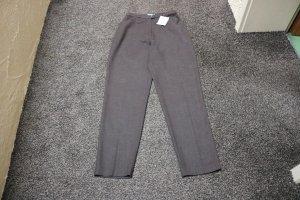 Class International Spodnie z wysokim stanem szaro-brązowy