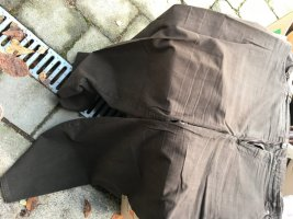 Ascari Pantalon brun noir