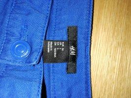 H&M Pantalone jersey blu-blu fiordaliso