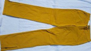 Hose in gelb von  Mandarin, Größe 38, neu
