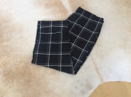 Hose mit Umschlag am Saum
