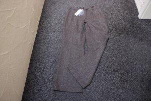 Apart Impressions Woolen Trousers brown wool