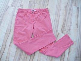 Bon Prix Drainpipe Trousers pink
