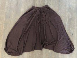 Hose Pumphose Baumwolle braun Einheitsgröße S-XL 36-42