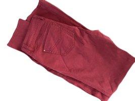 Esmara Spodnie 7/8 bordo