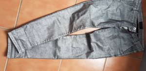 Cross Jersey Pants light grey cotton