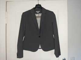 H&M Traje de pantalón gris oscuro