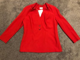 Alba Moda Trouser Suit red