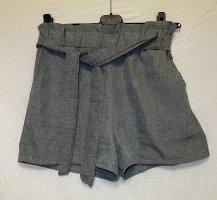 0039 Italy Falda pantalón gris