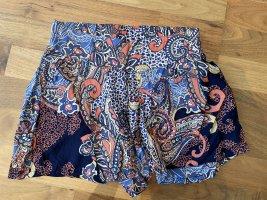 Bershka Falda pantalón multicolor