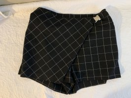 Tally Weijl Culotte Skirt black-white