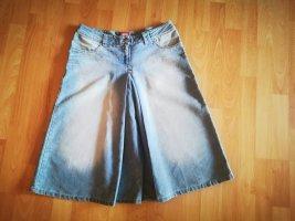 Miss Sixty Falda pantalón azul celeste-azul pálido Algodón