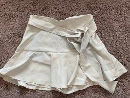 Zara Jupes-culottes crème