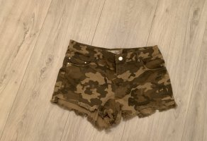 Hot hot pant Camouflage