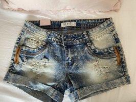Hot pans 34/XS neu mit etikett kurze Hose shorts
