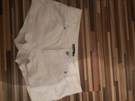 Bench Short moulant blanc