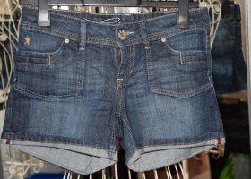 Hot Pants * Esprit Denim * Dunkelblau * Gr. 27 (S)