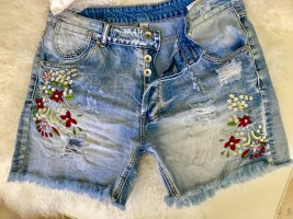 Hot Pants Ibiza Shorts Jeans Gr. 40 /L
