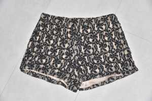 Hot Pants mit Pailletten