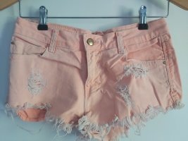 hot pants zara gr. 34