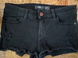 Hotpan Shorts schwarz xxs