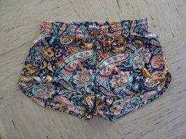 Hotpant mit Paisley-Muster