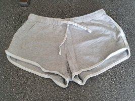 Hotpants hellgrau
