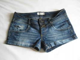 Hotpants Jeans in Denimblau - sexy Look